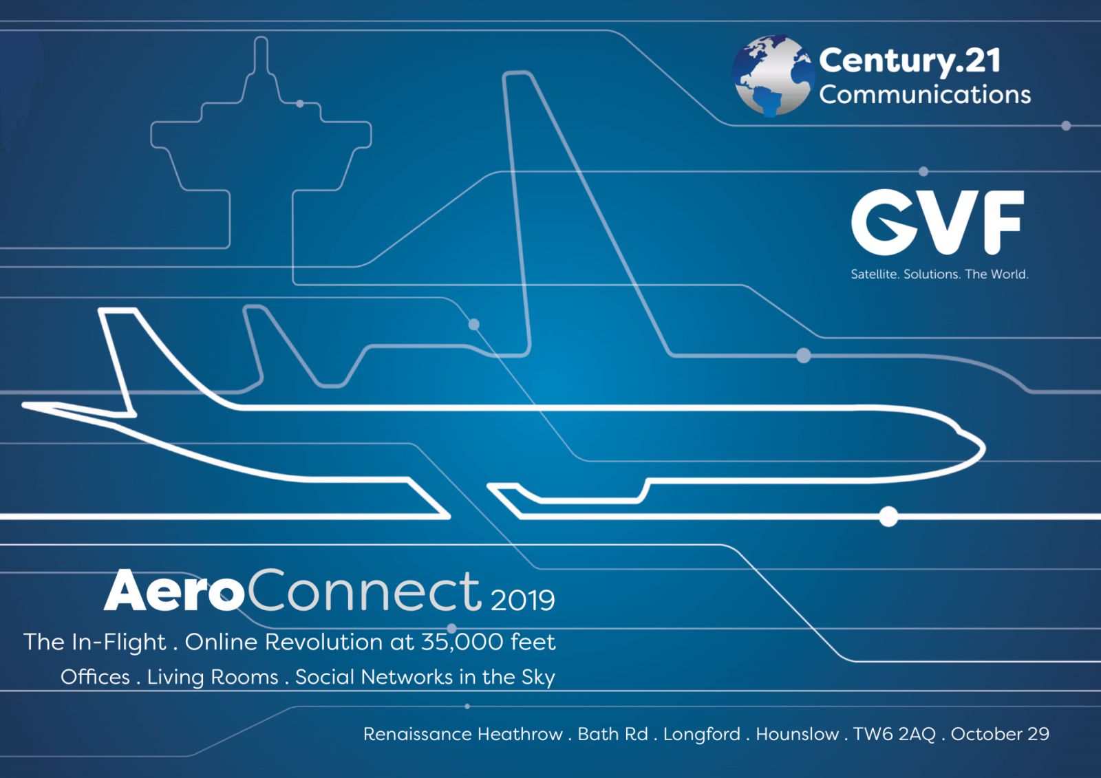 London 'AeroConnect 2019'