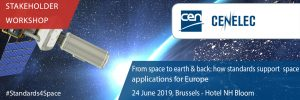From Space to earth & back: how standards support space applications for Europe