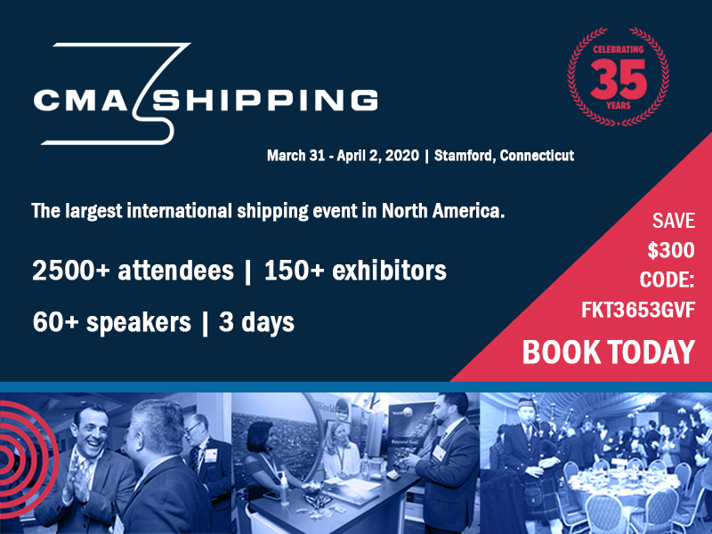 CMA Shipping Conference