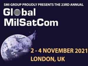 SMi's 23rd Annual Global MilSatCom Conference & Exhibition