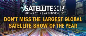 SATELLITE 2019 starts in a few weeks!