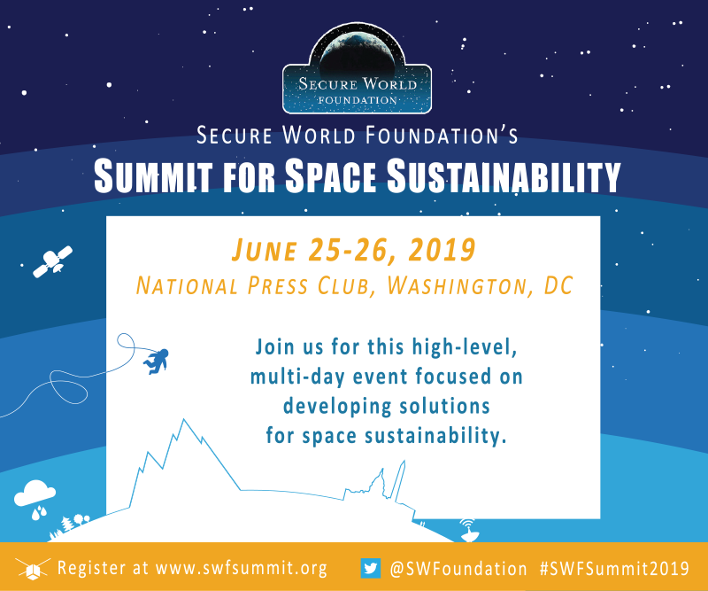 Summit for Space Sustainability