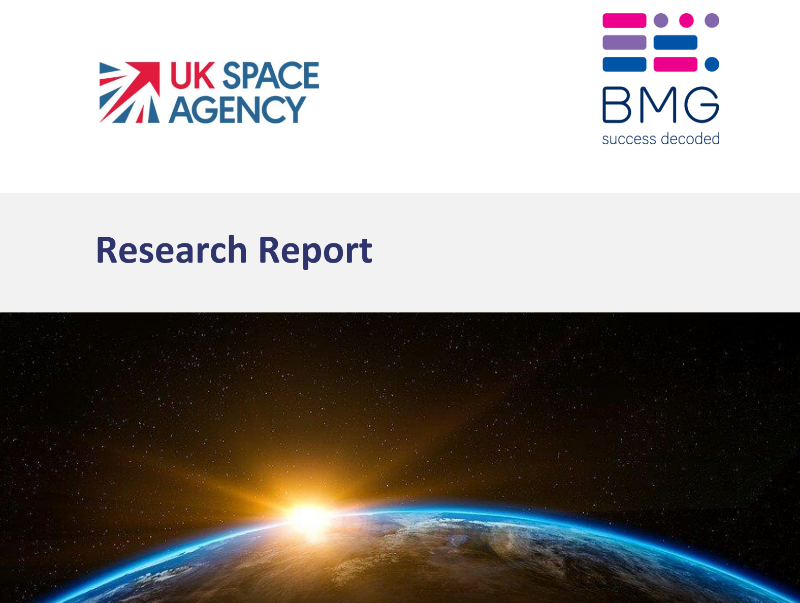 UK Space Agency – Space Sector Skills Survey report
